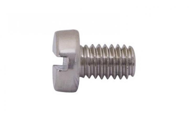 DIN 84 • cilindrični vijaki • Sortimenti • ponikljano
