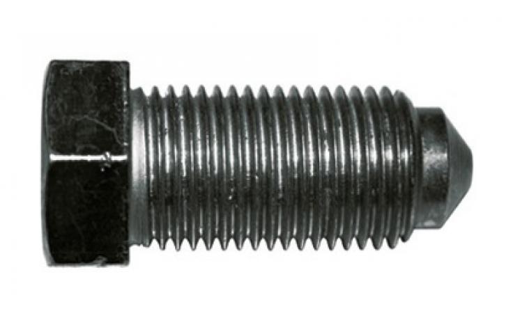 DIN 564 • oblika B • jeklo 22 H • črno