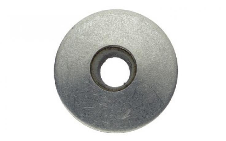 Neoprenske tesnilne podložke 19 mm, za sebS 6,3 mm, jeklo, pocinkano