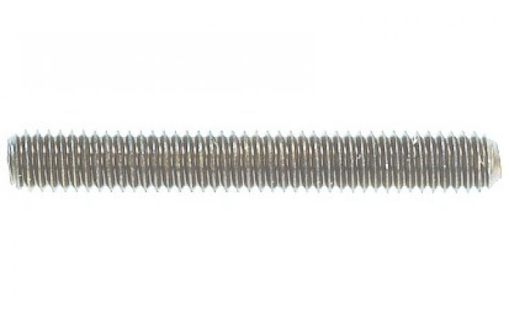 ISO 4029 / DIN 916 • jeklo 45H • cinkova lamelna pevleka