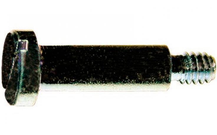 DIN 923 • jeklo 5.8 • črno