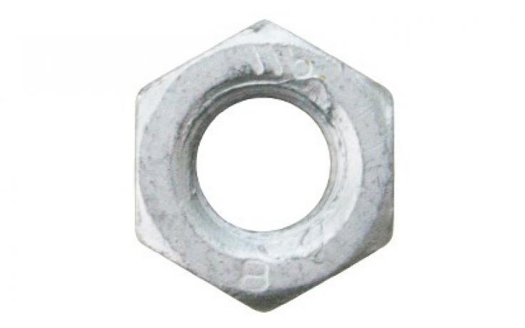 ISO 4032 • jeklo 8 • cinkova lamelna prevleka-lak
