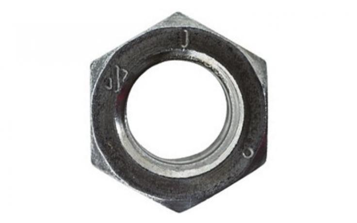 podobno DIN 934, UNC, jeklo, GR 5, črno