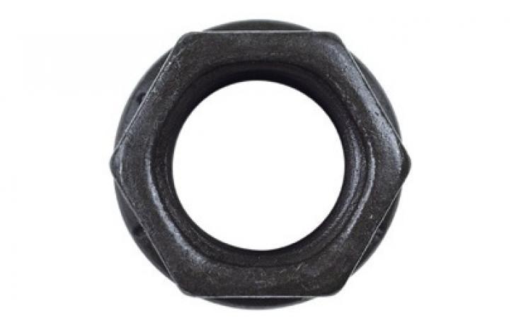 oblika A • krogelno zvezna • jeklo 10 • črno