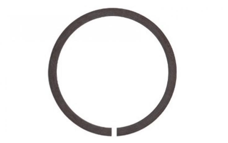tip SP • plosko • vzmetno jeklo • črno