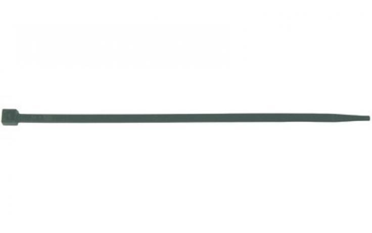 Kabelske vezice iz umetne mase • odporne na UV-žarke • črne