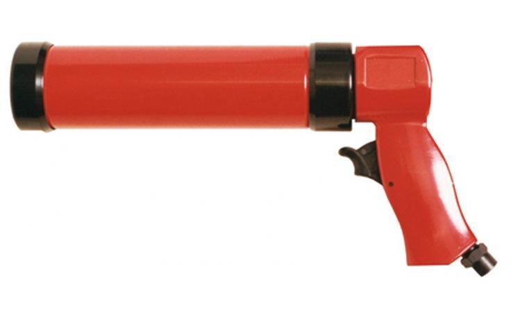 Kartušna pištola na stisnjeni zrak