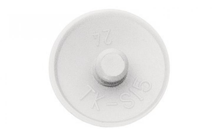 Pokrivne kapice za 10 mm vložek, ploščate