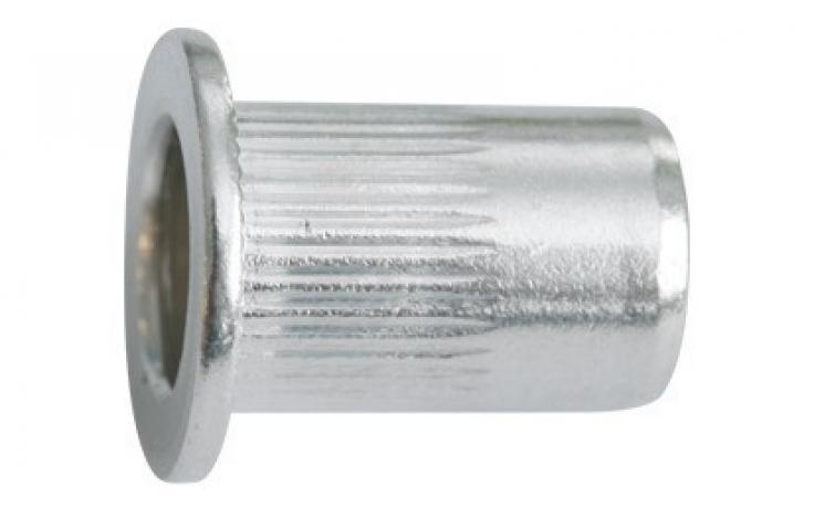 Vtisne matice, aluminij, z nizko glavo