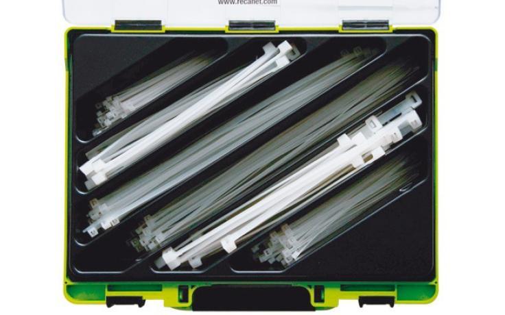 Sortimenti kabelskih vezic