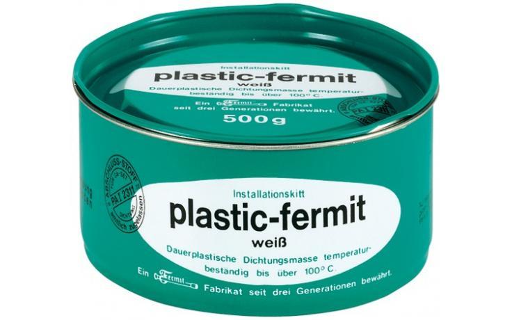 Plastic-fermit