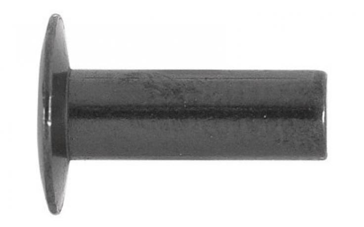DIN 662 • z lečasto glavo • jeklo • črno