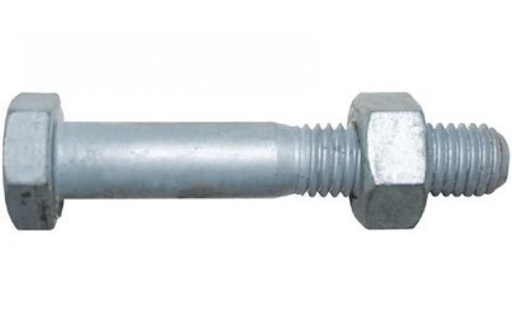 DIN 601, FKL 4.6, vroče pocinkano