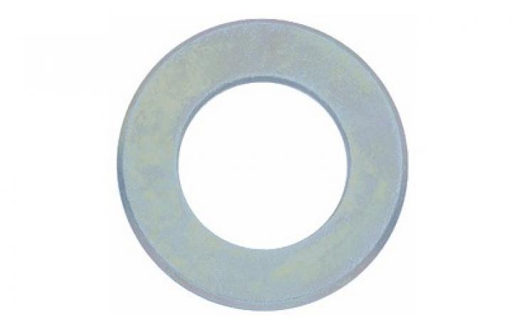 DIN125 • Oblika A • jeklo • 140 HV • Vroče cinkano
