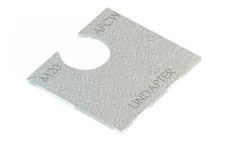 tip AFCW • ploščato jeklo • vroče pocinkano