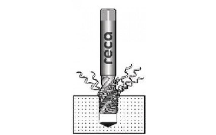 RECA ultra Maschinengewindebohrer DIN 371-C HSSE-TiCN grün M 5