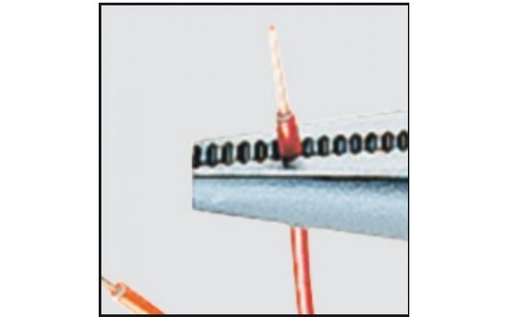 RECA Flachzange mit 2-Komponenten-Griff isoliert 160 mm