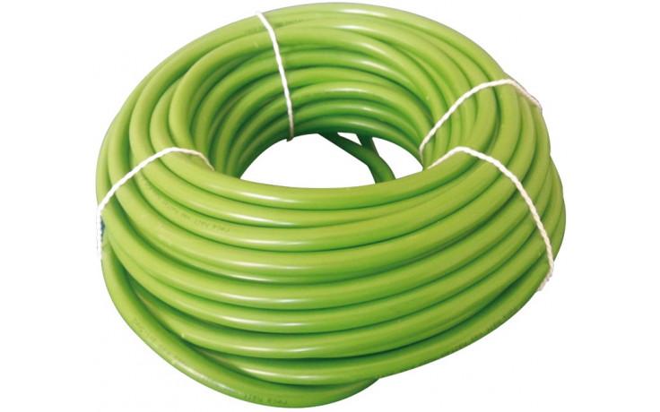 Baustellensicherheitskabel AT-N07V3V3-F5G2,5 Mantelfarbe grün 50 Meter Bund