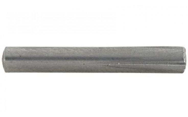 Passkerbstifte 10 x 35 mm DIN 1472 Stahl blank