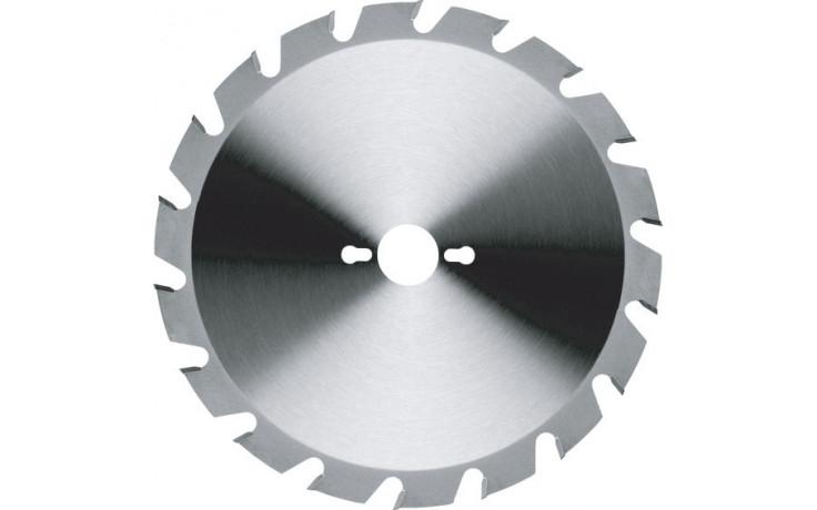 HM-Kreissägeblatt Nagelfest 350 x 3,5 mm 24 Zähne Bohrung 30 für Bauholz