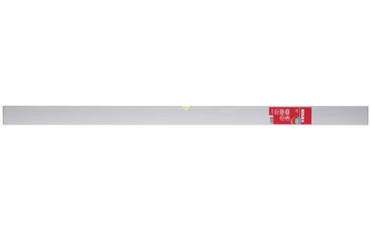 SOLA Waaglatte SLX2, 10x200 cm, 1 Wagrechte und 1 Senkrechte-Libelle