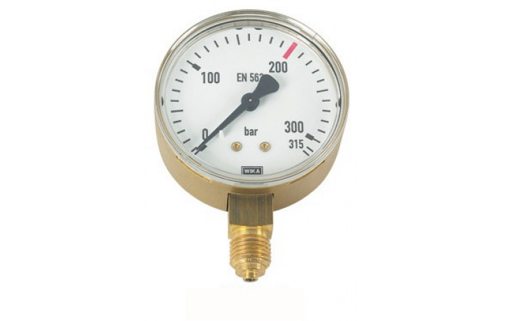Lorch Manometer Neutral 200/315 bar