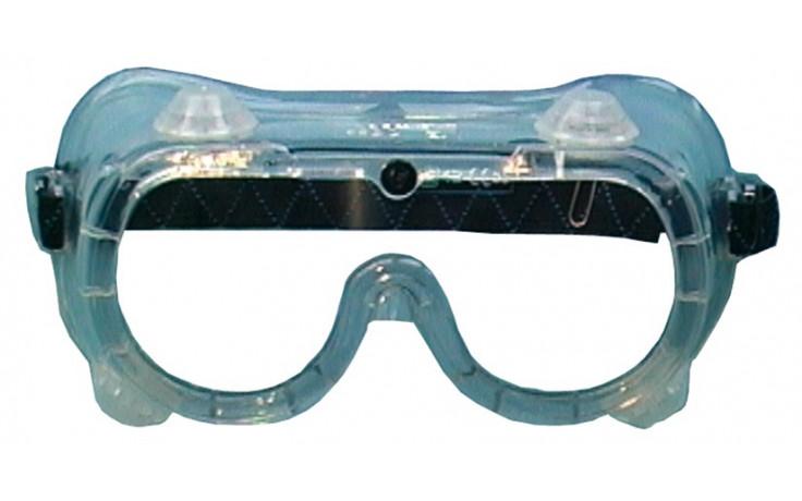 Vollsicht-Schutzbrille, farblos