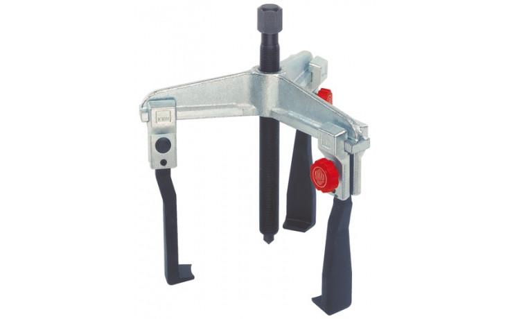 Dreiarmige Universal-Abzieher Schnellverstellung 90 mm für enge Zwischenräume KU30-1PLUS S