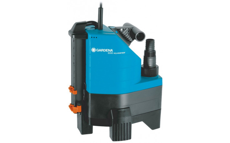 Tauchpumpe 230 V MAX 8300 L/H