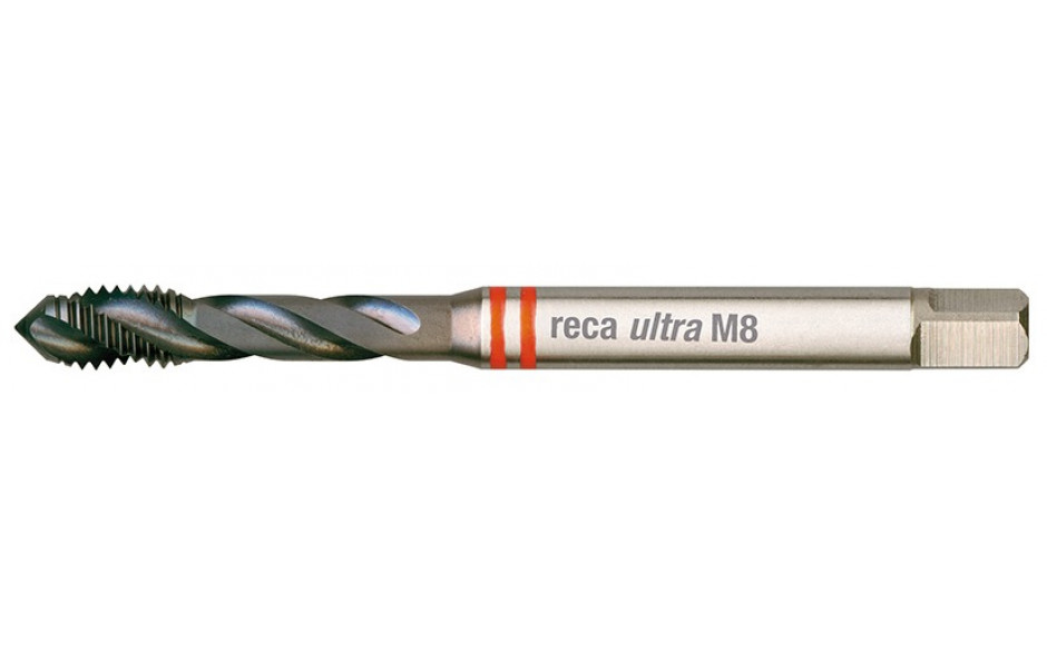Maschinengewindebohrer Ultra DIN 371-C HSSE-TiCN rot M 6