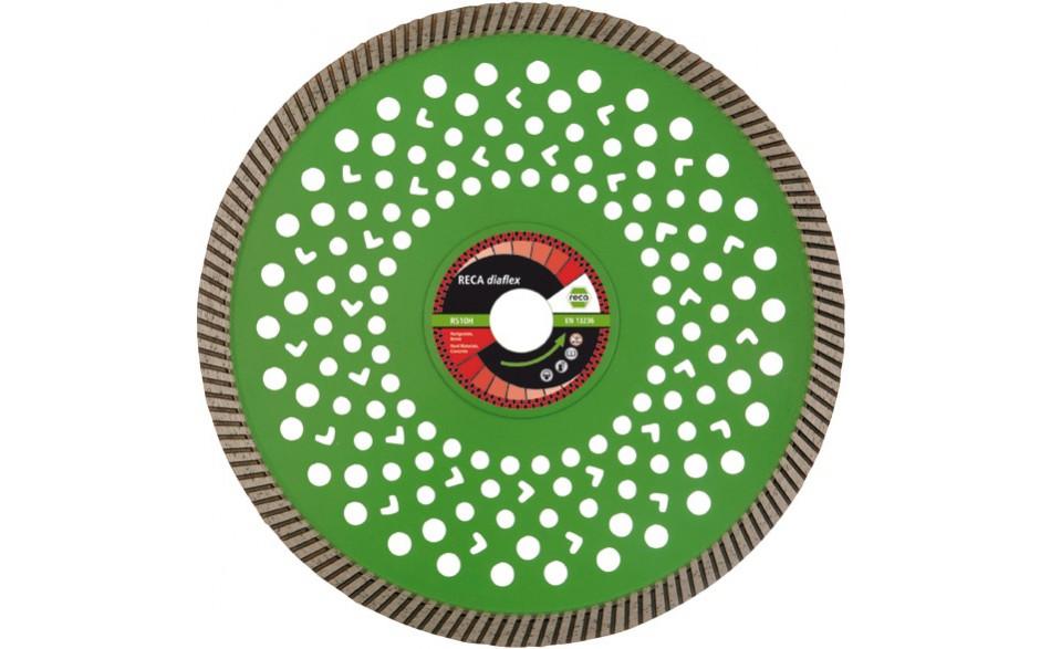 RECA Diaflex-Diamanttrennscheibe Plus RS 10H 125 mm