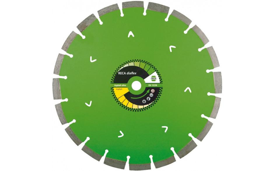 RECA Diaflex-Diamanttrennscheibe RS10 Asphalt Ultra Ø 300 mm, Bohrung 20,0 mm