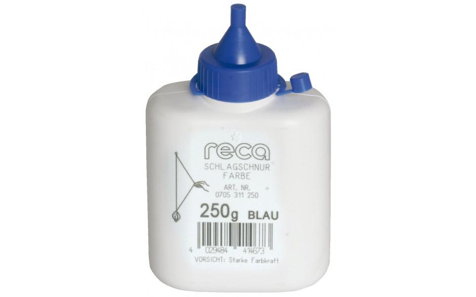 RECA Markierungspuder blau 250 g / 1 Stück