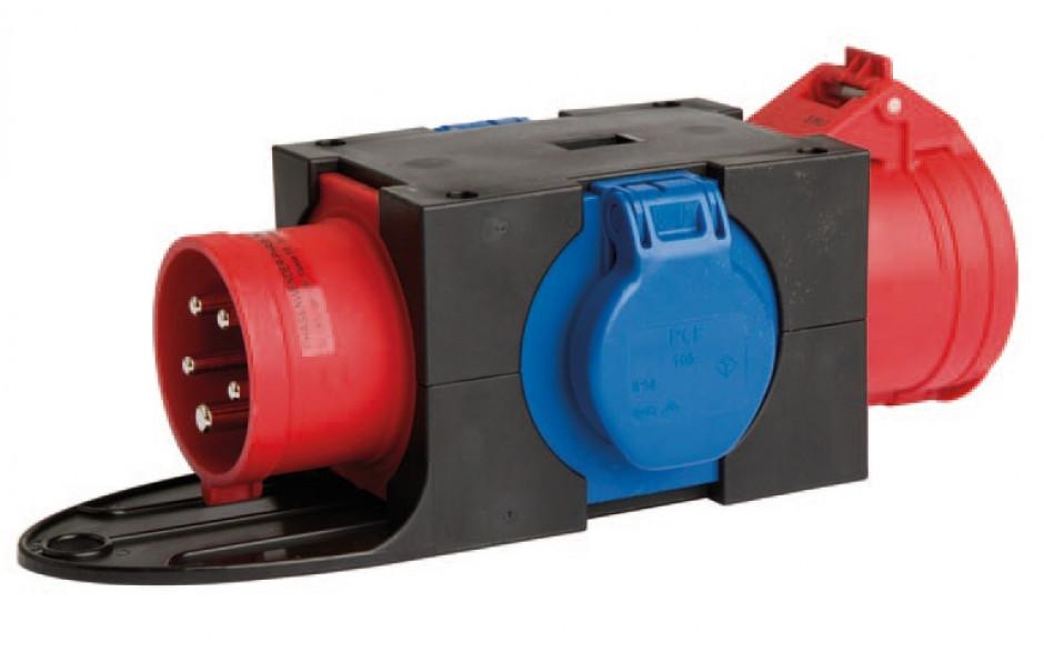 CEE Verteiler PH-GST 16A, 5 Phasen mit 1 x 380V und 2 x 220V Anschlüssen
