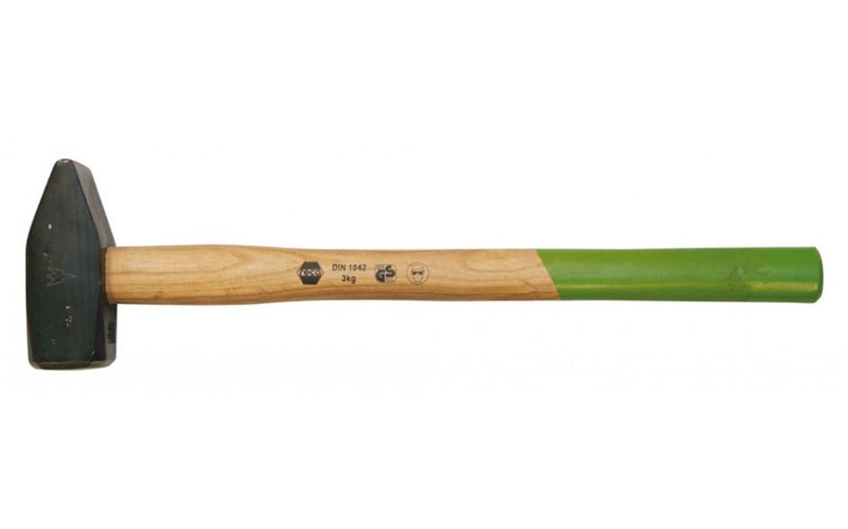 Vorschlaghammer mit Eschenstiel, Gewicht 5,00 kg