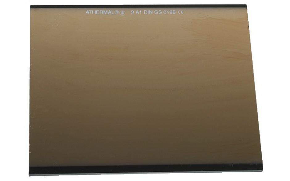 Schweißer-Schutzglas, Ausführung: verspiegelt, Schutzstufe: DIN A 11S