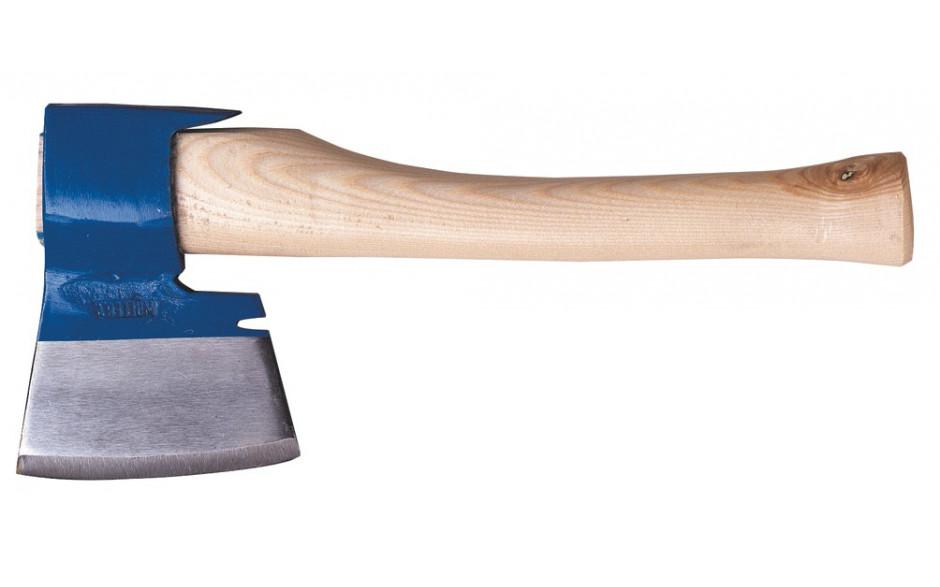 Zimmermannshacke, Stiellänge 380 mm, Ausführung: rechts, Gewicht 900 g