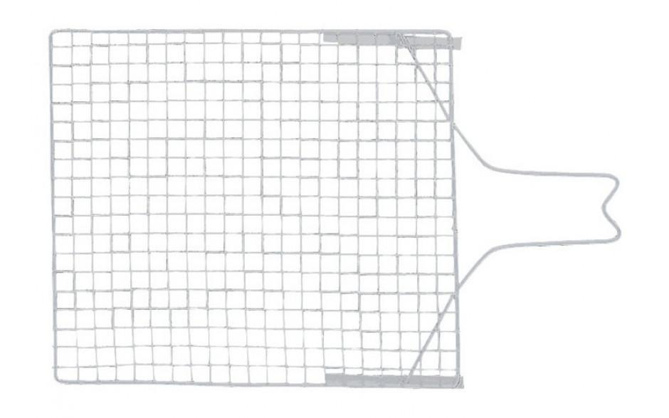 Angreifgitter aus Metall, verzinkt 26 x 30 cm