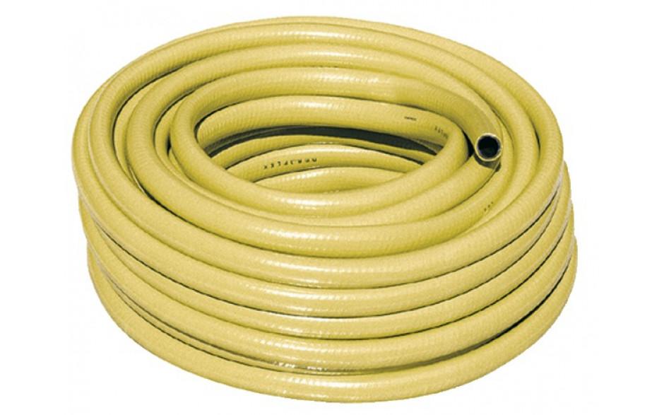 Wasserschlauch 3/4 Zoll 50 Meter PVC gelb