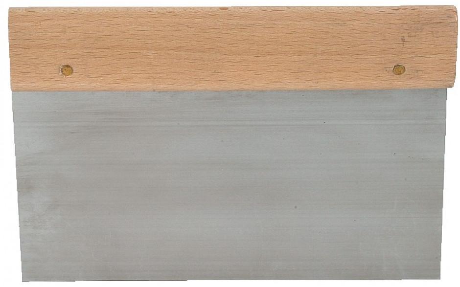Flächenspachtel mit Holzleiste 250 mm