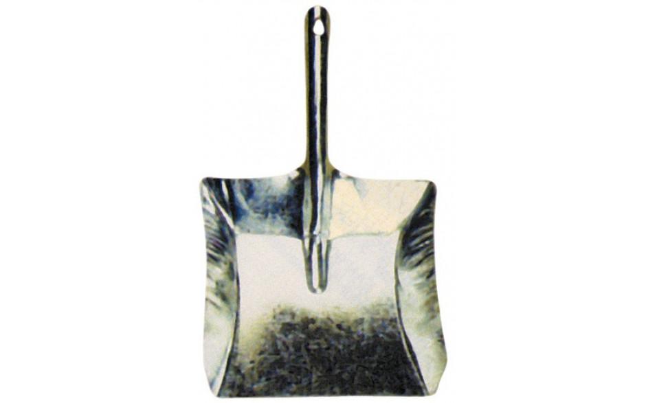 Kehrschaufel Stahl verzinkt 240x240 mm