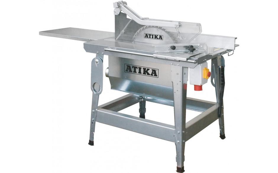 ATIKA Baukreissäge BTU-450, 4,4 kW, mit HM-Sägeblatt 450 mm, Schnitttiefe 150mm
