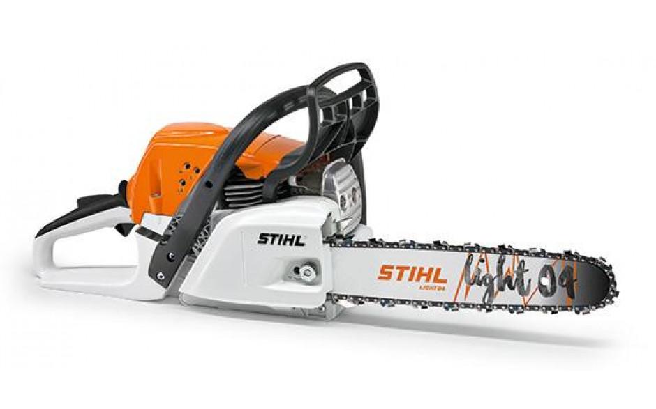 STIHL Benzin-Kettensäge MS 251, 45,6 cm³, 2,2 kW, Schnittlänge 350 mm, 4,9 kg