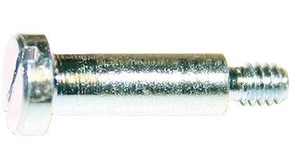 Flachkopfschraube m. Schlitz M 5x2,5 DIN 923 FKL 5.8 Stahl verzinkt