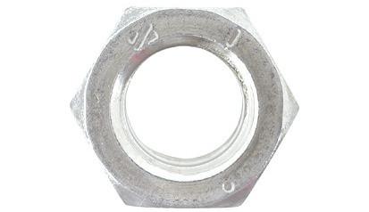 Sechskantmuttern UNC 3/8 Zoll DIN 934 GR.5 Stahl verzinkt
