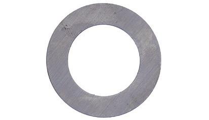 Ausgleichscheiben 16 x 26 x 1,0 mm DIN 522 Stahl blank
