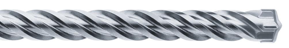 RECA x-tron Hammerbohrer mit SDS-plus-Aufnahme 24 x 450 mm