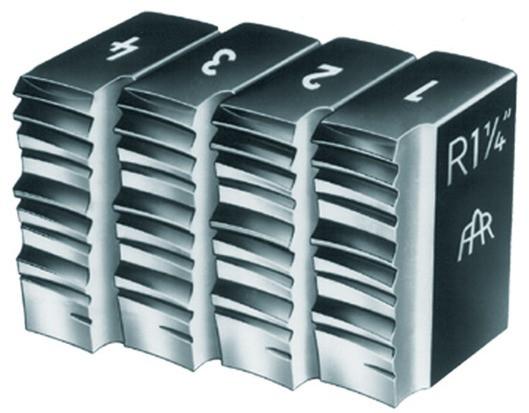 Ersatzschneidbacken für Rohrgewinde R 1 1/2 Zoll