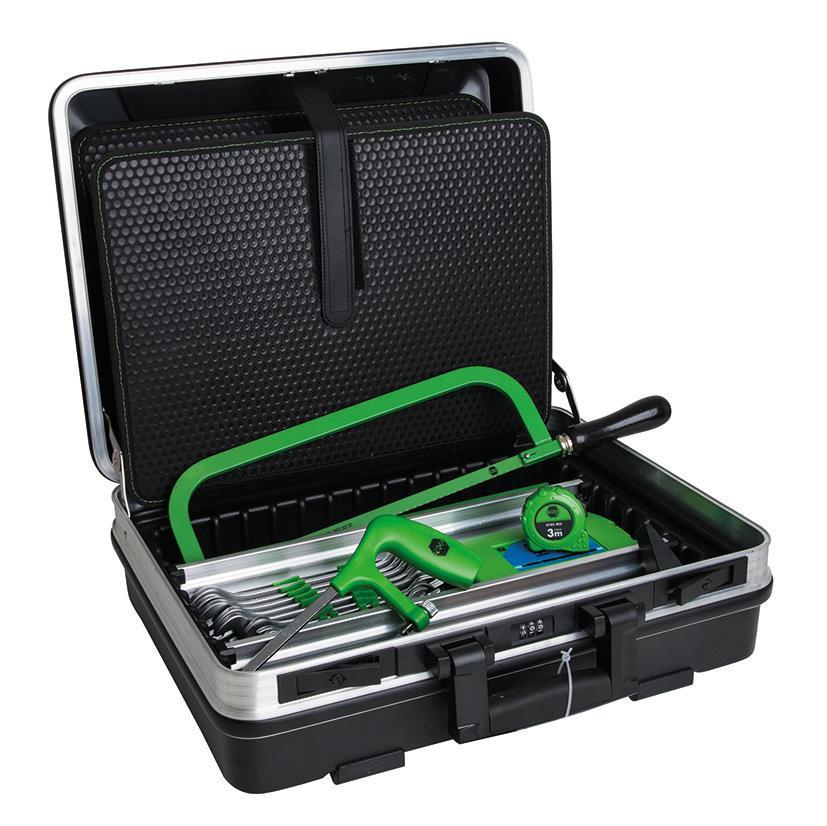 RECA Profi-Koffer mit Werkzeugsatz 48-Teilig