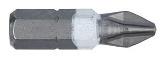 "RECA Bit 1/4"" Phillips-Kreuzschlitz 2 x 25 mm PAK = 25 ST"